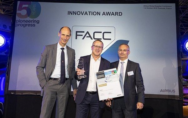 FACC Innovation recognized by Airbus