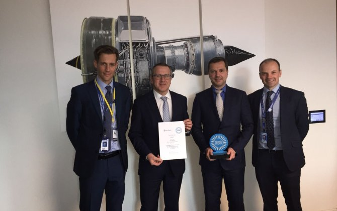 FACC receives international award for teamwork