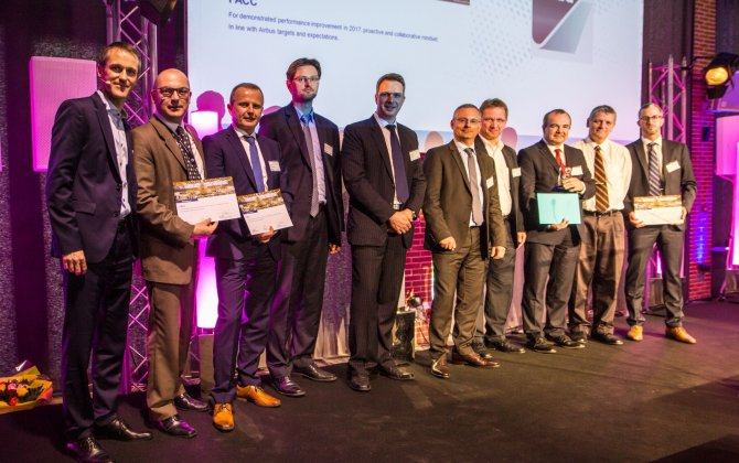 FACC receives Supplier Award from Airbus