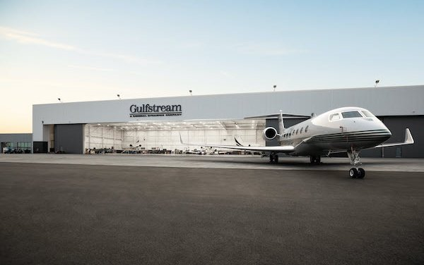 Facility optimization for customers - Gulfstream