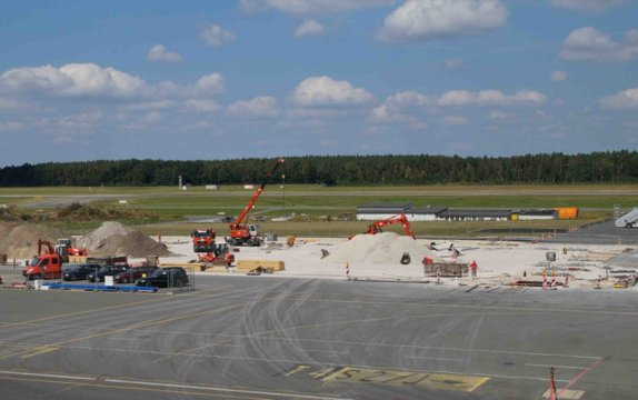 FAI breaks ground on new Hangar 8 and shares progress on Construction Cam
