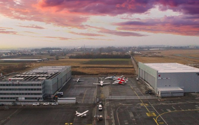 FAI completes seven million euro carbon neutral hangar development at Nuremberg Airport