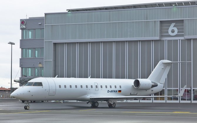 FAI welcomes first Challenger 850 and bids farewell to last Learjet 55