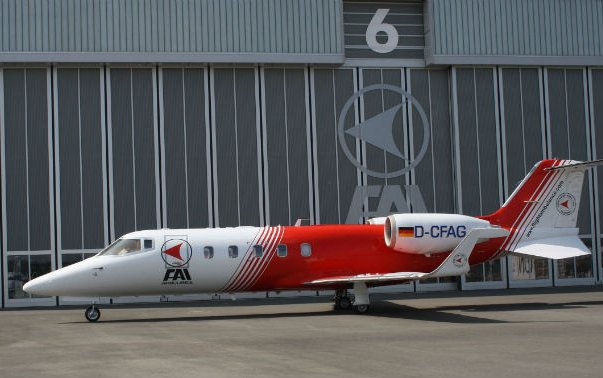 FAI wins Algerian tender and welcomes 11th Learjet 60 to its fleet