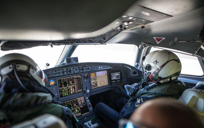 Falcon 5X First Flight