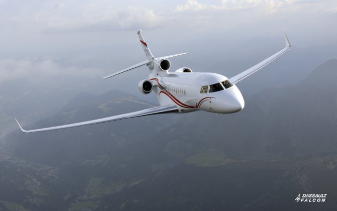 Falcon 7X pilot's military training credited for rapid aircraft recovery