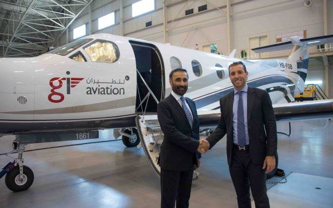 Falcon Aviation expands maintenance service centre capability with  Pilatus PC-12