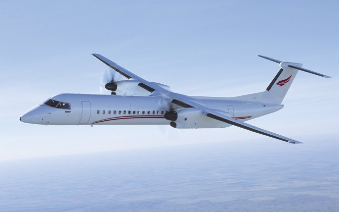 Falcon Aviation increases its MRO capabilities: Adds Bombardier Q400 Base Maintenance at its Al Bateen, Abu Dhabi MRO Facility.
