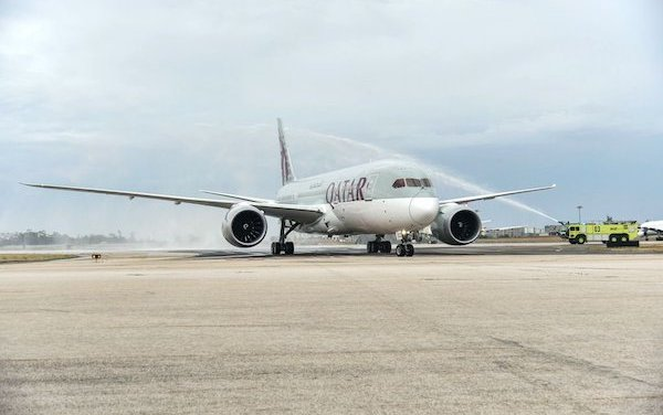 Fantastic week for Qatar Airways