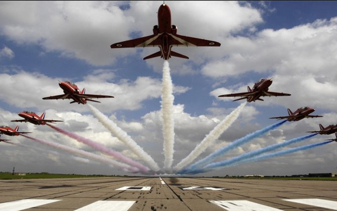 Farnborough Air Show Pilots To Face Tougher Restrictions
