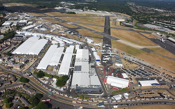 Farnborough International Airshow 2020 cancelled