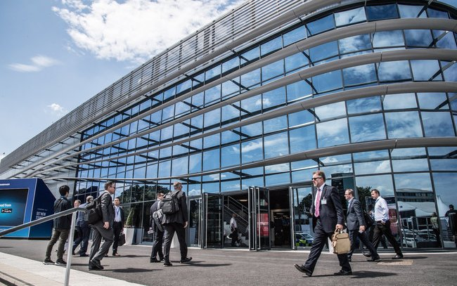Farnborough International to provide new home for Helitech International