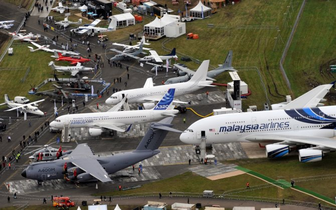 Farnborough shows how UK remains aerospace pioneer