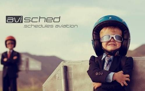 Fasten your seatbelt - avisched takes off