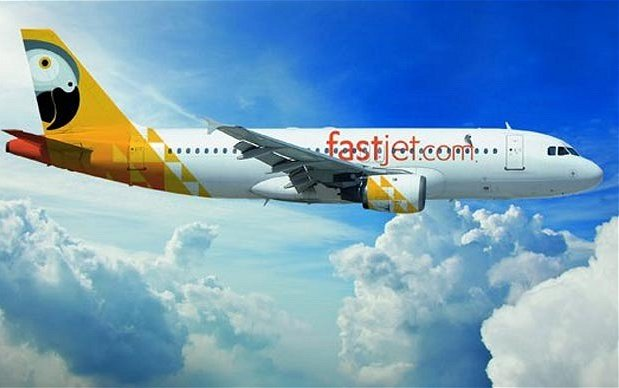fastjet raises £15mn through share placement