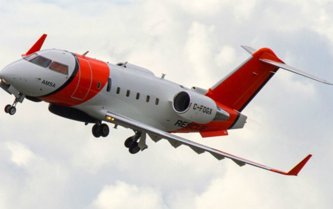 Field Aviation delivers fourth missionized Challenger to Cobham Aviation Services