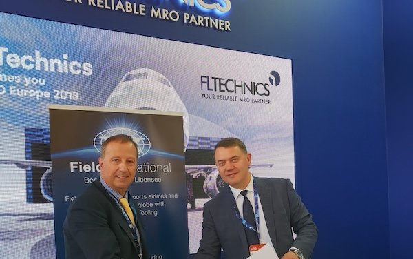 Field International shows trust to FL Technics: exclusive representation in almost entire Eurasia