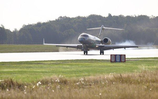 Fifth Global Business Jet delivered for Saab GlobalEye airborne surveillance solution