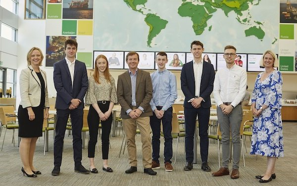 Fifth Sterling Pilot Scholar are named by Air BP