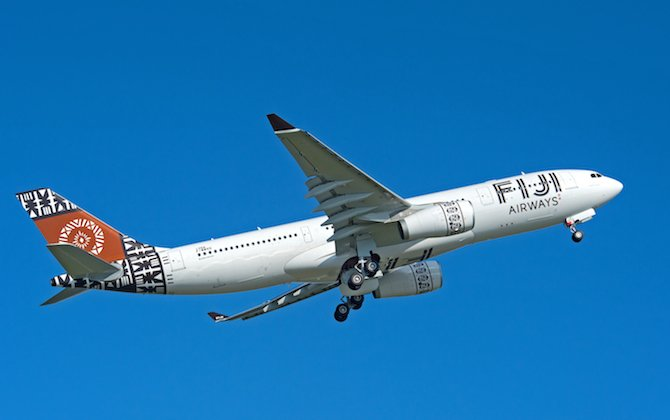 Fiji Airways hands down record profit and looks towards