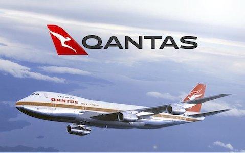 Final 747 Jumbo Jet farewell fit for a queen - Qantas