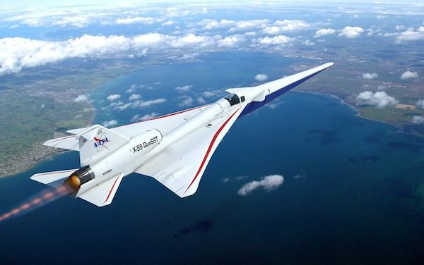Final FAA rule to facilitate the reintroduction of Civil Supersonic Flight