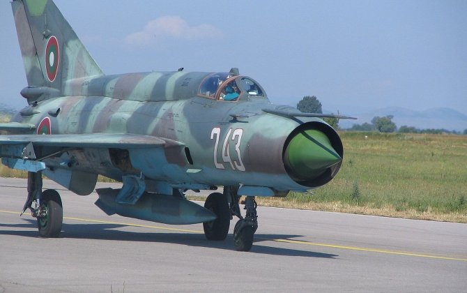 Finally, search begins for a fighter to replace MiG-21s