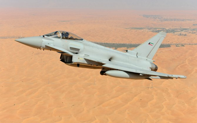 Finmeccanica signs contract to supply 28 Eurofighter Typhoons to Kuwait