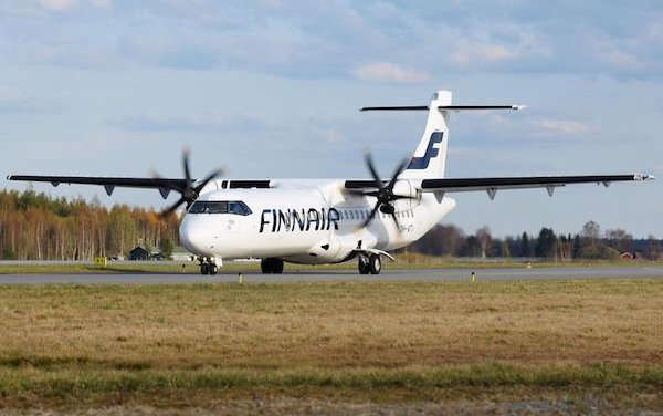 Finnair boosts reliability of regional fleet with ATR Global Maintenance Agreement