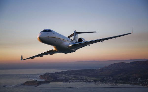 First 60-Month Check on Bombardier Global 6000 Aircraft by TAG Aviation