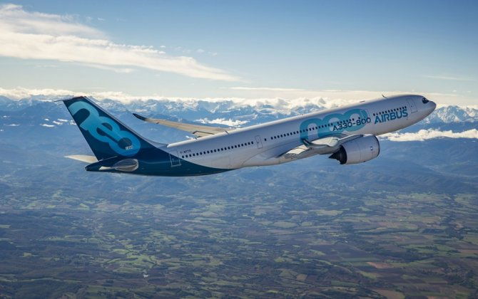First A330-800 successfully completes maiden flight