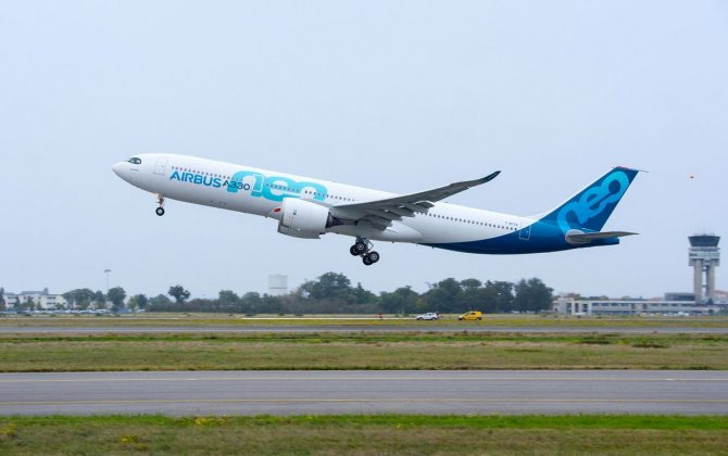 First A330neo becomes airborne for its maiden flight