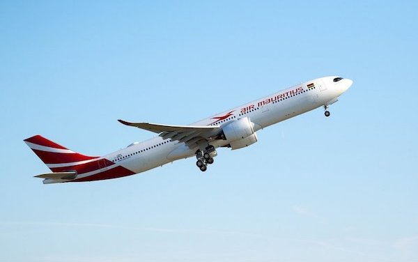 First A330neo of Air Mauritius delivered