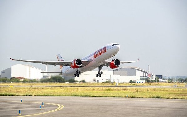 First A330neo operator in the Asia-Pacific - Lion Air