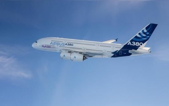 First A380 dismantled and will be sold as spare parts