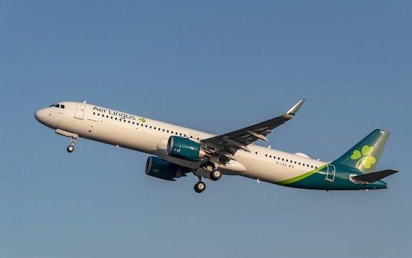 First Aer Lingus A321LR delivered