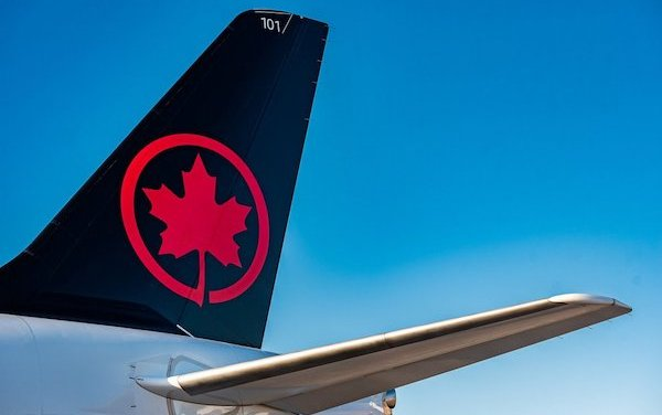 First Air Canada Airbus A220 delivered