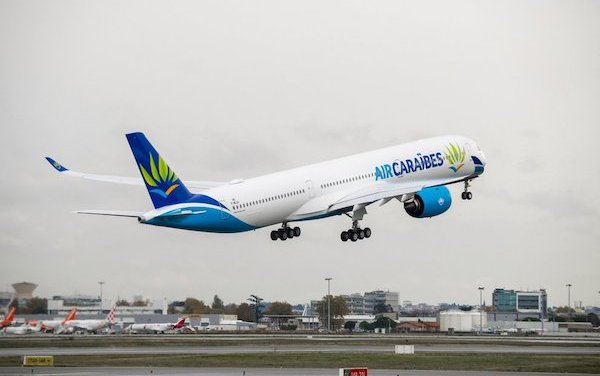 First Air Caraïbes Airbus A350-1000 delivered