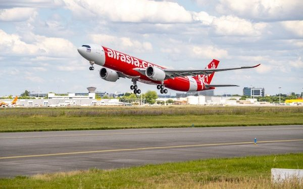 First AirAsia A330neo delivered