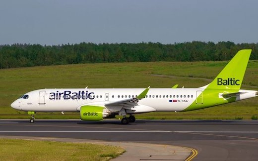 First airBaltic bond coupon is paid