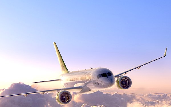 First airline obtaining a full scope maintenance capability for Airbus A220-300 type - airBaltic
