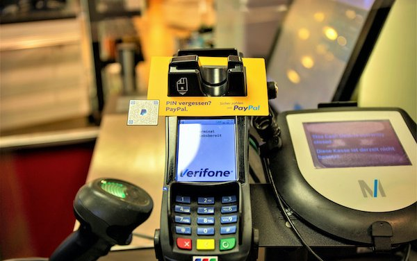 First airport in Europe with integrated PayPal QR code directly at point-of-sale