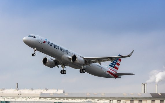 Hello, neo: First American Airlines A321neo delivered