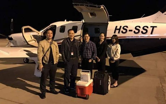 First Asian Daher TBM 930 enters service
