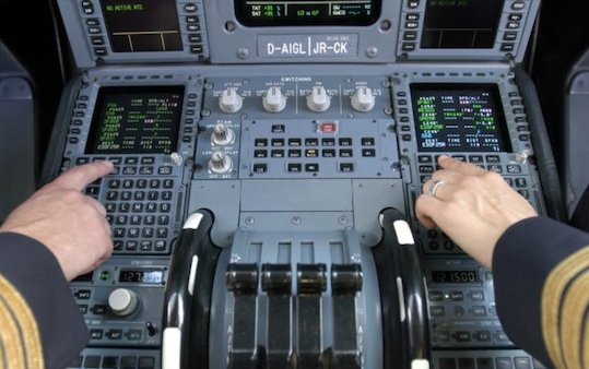 First automatic inflight synchronization of FMS and Lido Pilot Solutions