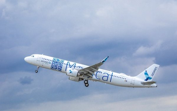 First Azores Airlines A321LR delivered