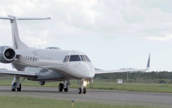 First complete renovation of Legacy 600 performed by Embraer Service Center in Sorocaba