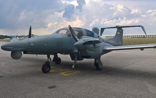 First DA62 MPP sold to DEA UK