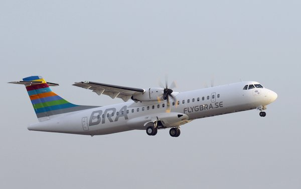 First Ever Green Financed Aircraft delivered by ATR