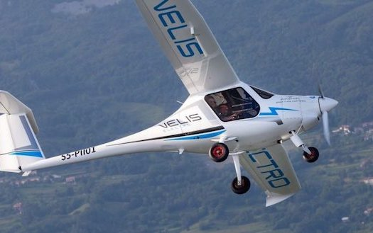 First ever Type Certificate for an electric plane from EASA - Pipistrel Velis Electro